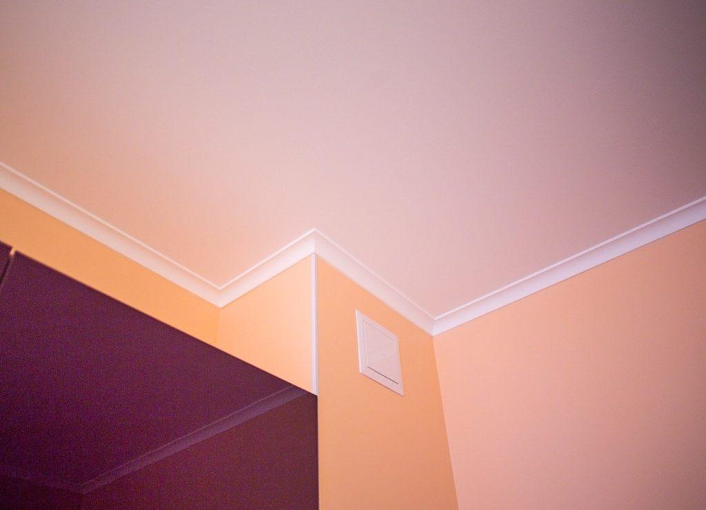 окраска стен и потолков картинки приходится