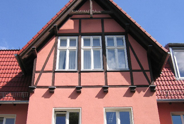 покрытия для фасада фото