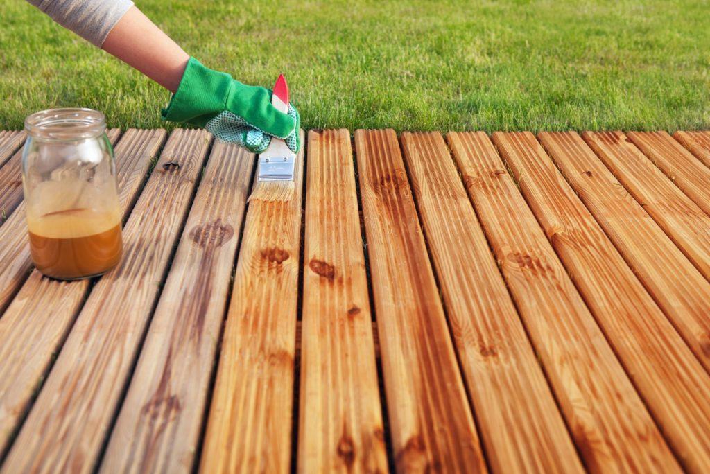 антисептик для древесины фото